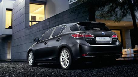 Contrats Lexus